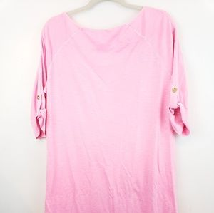 Lilly Pulitzer Tops - 💲Lily Pulitzer womens tunic style top/dress sz L